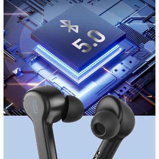 新品 Bluetooth 5.0 イヤホン 高音質 合計40時間...