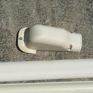 エアコン、配管カバー