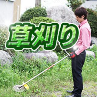 【草刈りします】手つかずのお庭もスッキリ綺麗に♪ 3500円(税...
