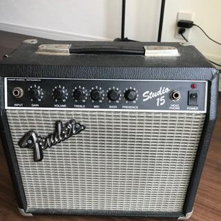 ギターアンプ/FENDER (フェンダー)