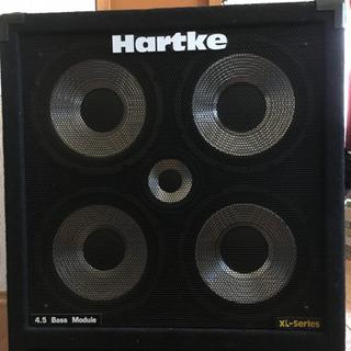 ベース用キャビネット hartke 4.5xl 400ワット