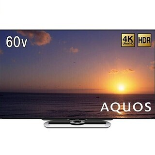 60インチ 4K TV シャープ AQUOS LC-60US40...
