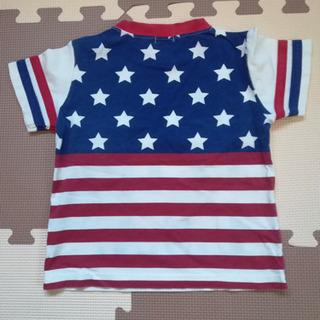 キッズ ワイシャツ ティシャツ スボン 90-100cmセット - 売ります・あげます