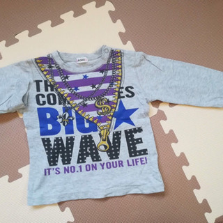 キッズ ワイシャツ ティシャツ スボン 90-100cmセット - 鎌ケ谷市