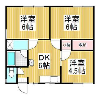 ★満室御礼★【初期費用大家負担で0円!!】塩尻市宗賀平出3DK4...