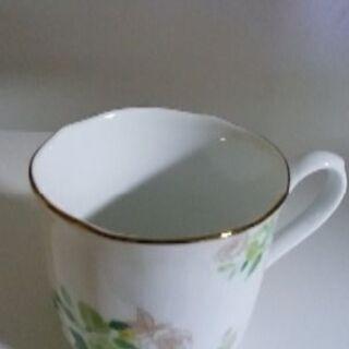 アフタヌーンティーのマグカップ