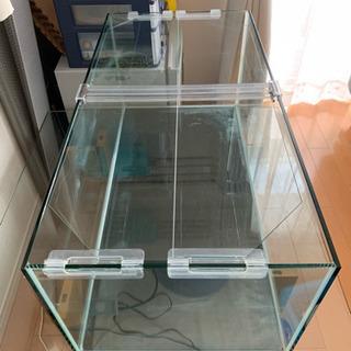 オールガラス水槽 レグラスフラット