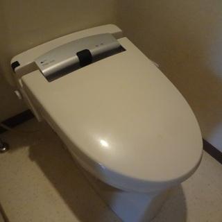 ◇ウォシュレット付トイレ一式 美品です!