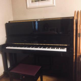【値下げ!】ピアノ  KAWAI KS-2F ★椅子、保証書つき