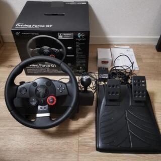 ドライビングフォースGT  Logicool