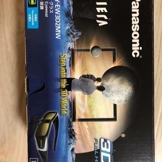 未使用品 Panasonic パナソニック VIERA 3Dグラ...