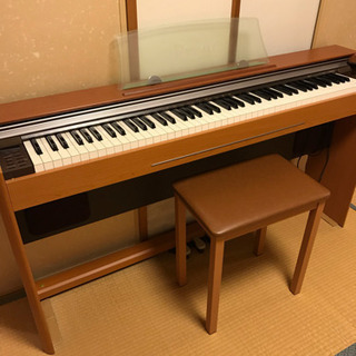 CASIO 電子ピアノ プリヴィア