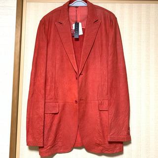 ジャケット セオリー 赤 ブランド バブリー ヴィンテージ 古着系