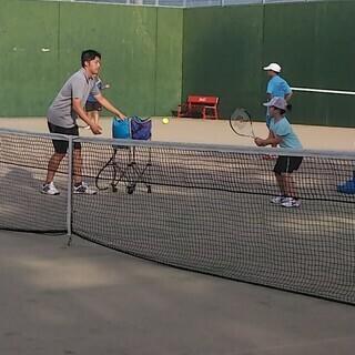 親子テニス教室(硬式) 無料体験会 参加者募集