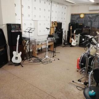 レンタル 格安BAND練習スタジオ
