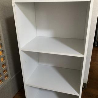 白カラーボックス