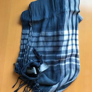 スカーフ 薄手のマフラー