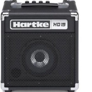 HARTKE ( ハートキー )  HD15 ベース・コンボアンプ
