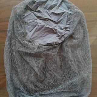 蚊・ハエよけネット(1回のみ使用・洗濯済み)