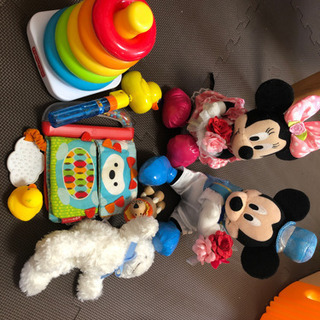 赤ちゃんのおもちゃ ぬいぐるみ 追加更新!