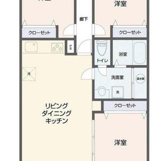 月々支払い47596円★広ーいリビング★現在の家賃と比較してくだ...