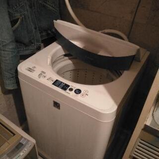 パナソニック一槽式洗濯機 譲ります