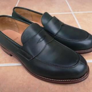 あなたの革靴きれいにします!!