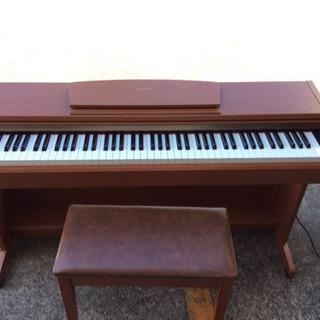 YAMAHA ヤマハ デジタルピアノ YDP-123C 電子ピア...