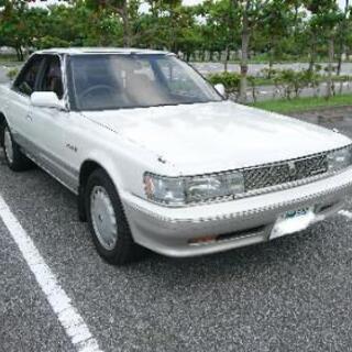 平成2年式トヨタチェイサー