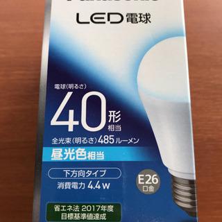 Panasonic パナソニック LED電球 口金直径26mm ...