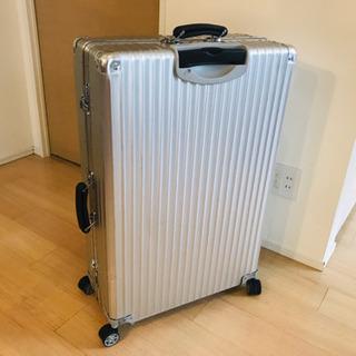 【受渡済・正規品・保証期限内】リモワ Rimowa スーツケース...