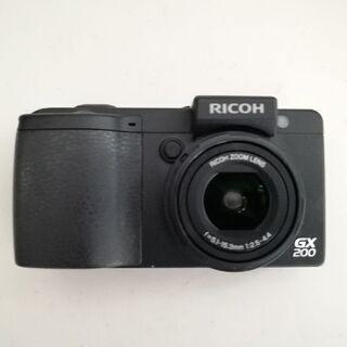 リコー(RICOH): デジタルカメラ: GX200 + 付属品