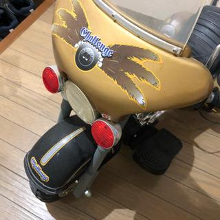 電動乗用玩具アメリカンバイク
