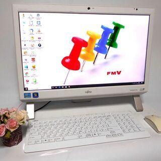 一体型パソコンを譲ります。ブルーレイ/Windows10/cor...