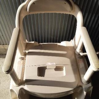 ポータブルトイレ 介護用品 中古品 安寿
