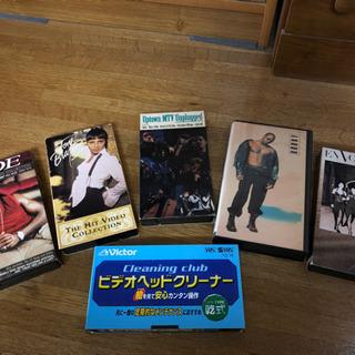 ミュージックビデオ VHS