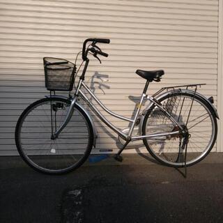 中古自転車 シティサイクル