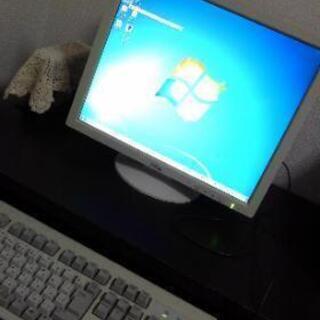 富士通デスクトップWindows7