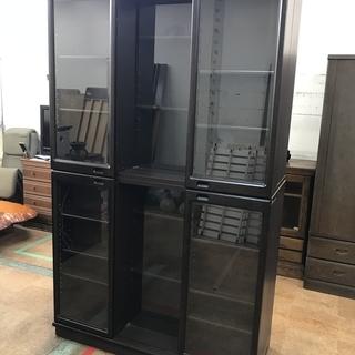 分解  扉移動式  収納   上段  下段19★J14 - 家具