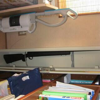 KJ(台湾メーカ製)ガスガン・ボルト式ライフル銃。(マガジンなし)
