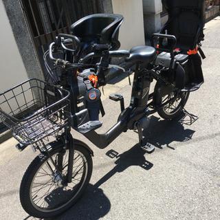 パナソニック ギュットアニーズ 子供乗せ 電動自転車