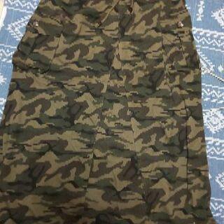 マキシ丈のスカート(6枚)