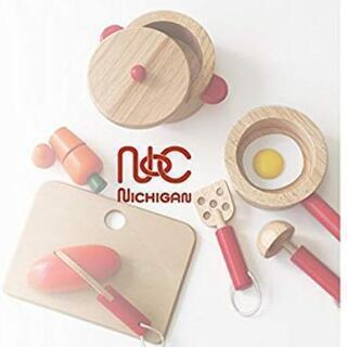 【新品】木製 キッチンセット ニチガン
