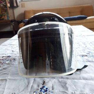 バイク用半キャップヘルメット