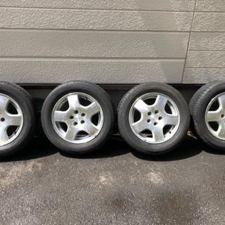 サマータイヤ 195/60R15 アルミ付4本セット