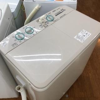 二層式洗濯機 2017年 ハイアール