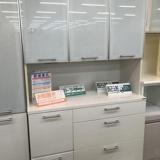 MKマエダ カップボード 食器棚