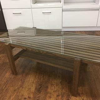 UNICO(ウニコ) ガラステーブル LIJN