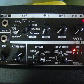 ◆【VOXmini3-アンプ】◆