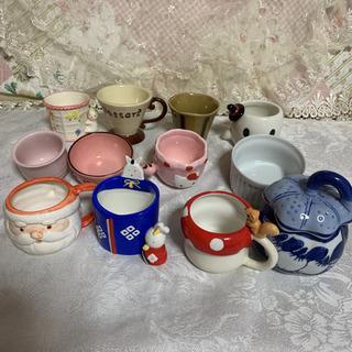 プリン容器 陶器 12個 おまけ付き